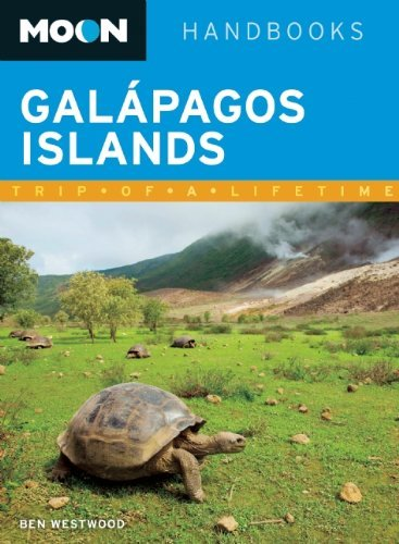 Moon Galápagos Islands (Travel Guide) (English Edition)