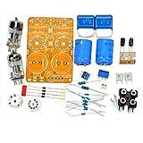Updated チューブアンププリアンプ 6N3 真空管プリアンプSRPPボード Diy Kits Fit for 5670