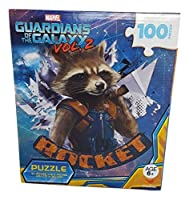 Guardians of the Galaxy Vol。2 – Rocketパズル( 100 Pieces )