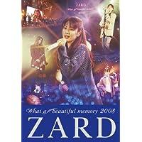 ZARD What a beautiful memory 2008