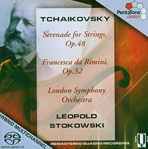 Serenade for Strings Op 48 & Op 32 (Hybr)