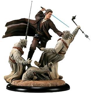 スター・ウォーズ Versus Diorama Statue: Anakin Skywalker VS Tusken Raiders (Revenge of the Jedi)