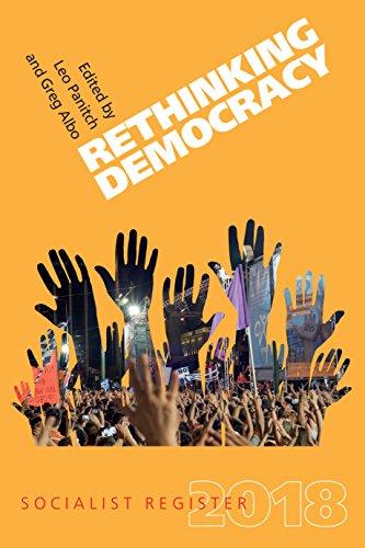 Rethinking Democracy: Socialist Register 2018