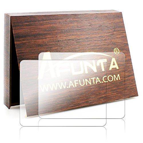 AFUNTA Canon EOS 5D Mark III MK IV 5DS 5DSR 5DIII 5DIV 用 デジカメ用保護フィルム 液晶保護フィルム 保護シート超薄型 スクラッチ防止 2枚入り