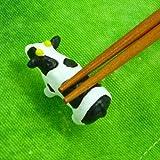 プレイスマットセット ウシと芝生 KT-PMS-COW ランチョンマット 箸 箸置き 3点セット