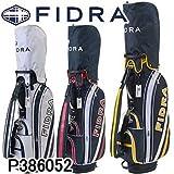 FIDRA フィドラ 2016 FW スタンド キャディバッグ P386052 ネイビー/イエロー