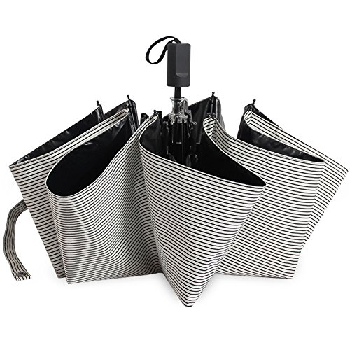 (アドンルル)adunlulu折り畳み傘 折りたたみ傘 手動 撥水性 シンプル 8本骨、持ち運びに便利 晴雨兼用UVカットUPF50+ ベージュ