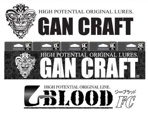 ガンクラフト(GANCRAFT) G-BLOOD(ジーブラッド) FC ・20lb(5号)