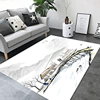 3D Carpet 120x160cm Carpet Livingroom Home Decor 3D Carpet Bedroom Sofa Coffee Table Rug Study Room Floor Mat Style 8