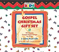 The Gospel Christmas Gift Set by Cedarmont Kids (2012-05-04)