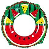 浮き輪50cm スイカ