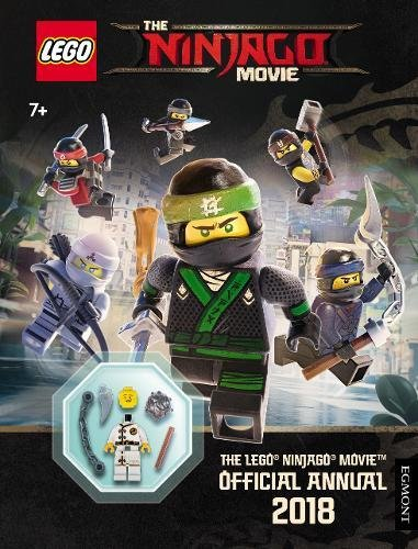 The LEGO Ninjago Movie: Official Annual 2018 (Egmont Annuals)