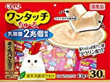 チャオ (CIAO) 猫用おやつ ワンタッチちゅ~る まぐろバラエティ 13g×30個