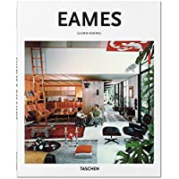Charles & Ray Eames: 1907-1978, 1912-1988: Pioneers of Mid-century Modernism (Basic Art)