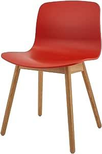 [ ヘイ ] Hay ダイニングチェア イス About A Chair AAC12 ウォームレッド Warm Red 北欧 インテリア チェア リビング ワークスペース [並行輸入品]