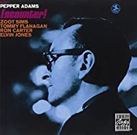 Encounter! by Pepper Adams (1996-06-11)