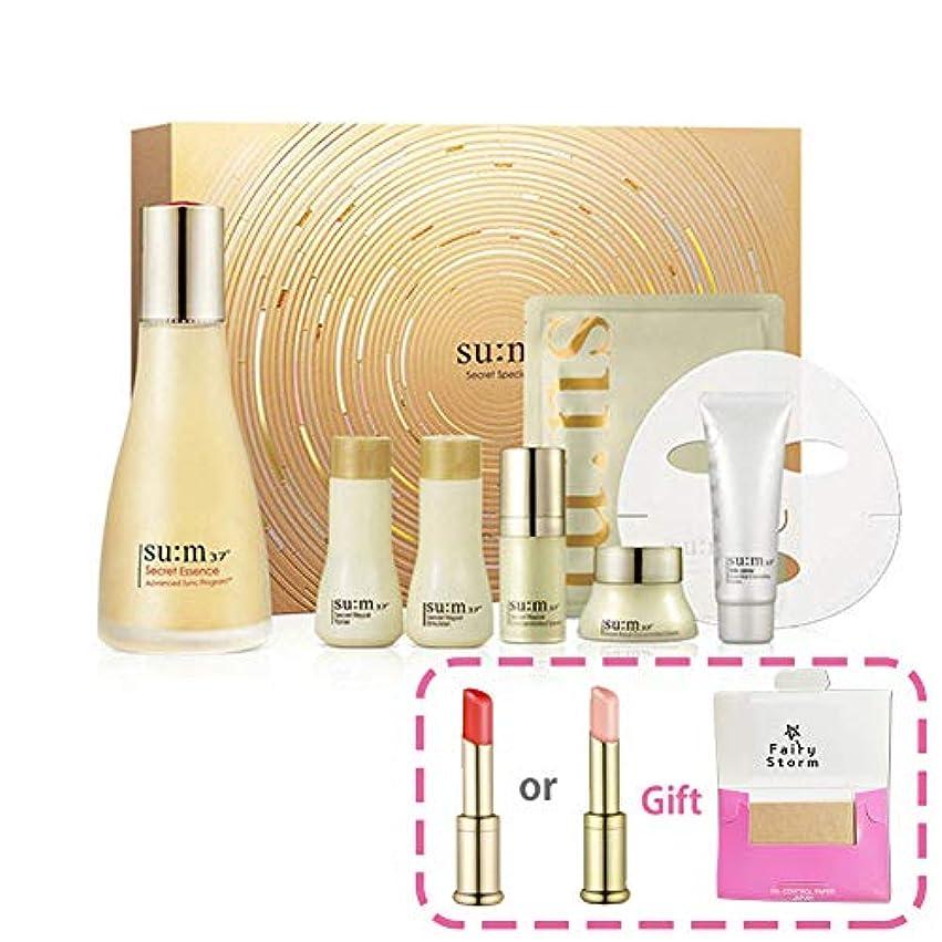 助手険しいエーカー[su:m37/スム37°] SUM37 Secret Essence SPECIAL 150ml Limited Edition/シークレットエッセンススペシャルリミテッドエディション+[Sample Gift](海外直送品)
