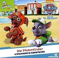Paw Patrol CD 11 - Die Pfotenfinder