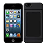 Bluevision OsaifuSlim for iPhone 5 プレアデスダイレクト限定品 Black