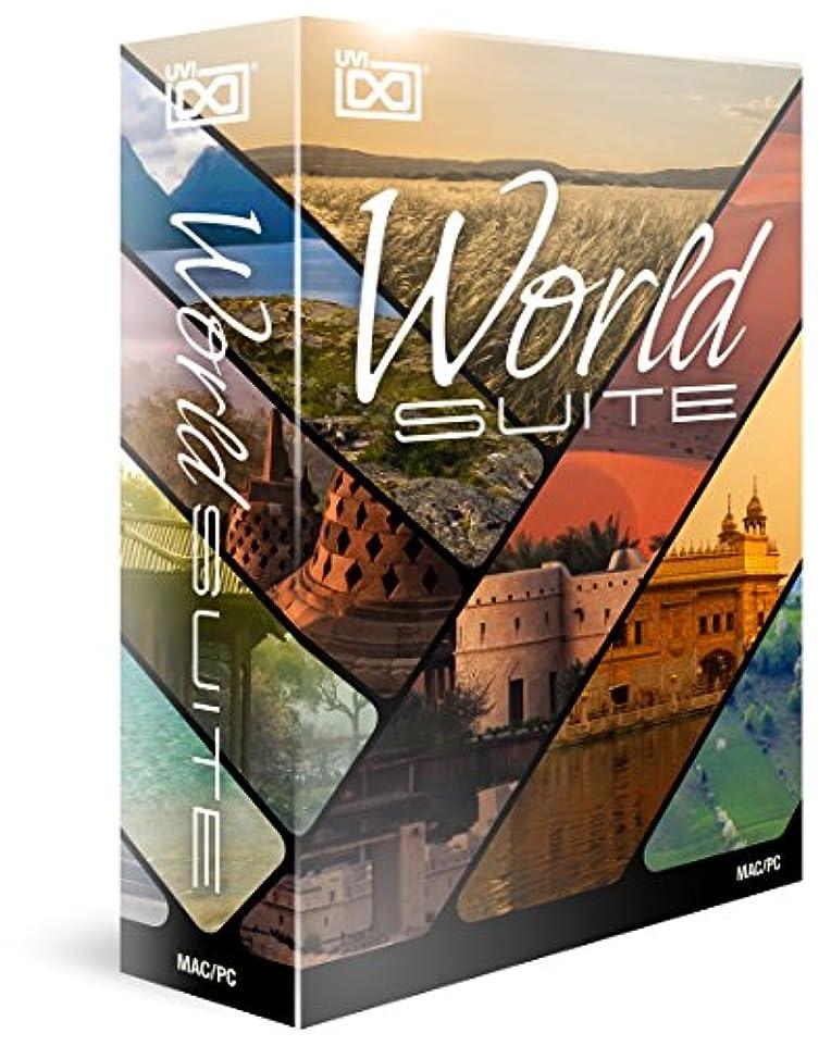 バドミントン番目タイヤWorld Suite -民族楽器音源-