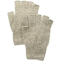 Fox River Men's Mid Weight Fingerless Ragg Glove