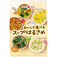 ひかり味噌 おいしさ選べるスープはるさめ 10食