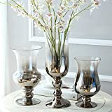YKFN ギフト おしゃれ インテリア フラワーベース 花瓶 花器 ガラス 新築祝い 結婚祝い お洒落 クリスタル 贈り物