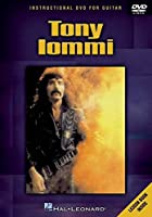 Tony Iommi: Instructional DVD For Guitar