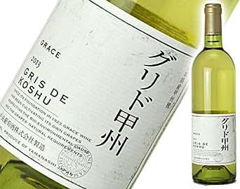 中央葡萄酒 グレイス グリド甲州 750ml