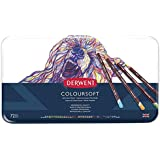 DERWENT(R) 701029 COLOURSOFT Pencils, TIN of 72