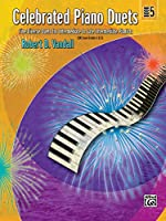 Celebrated Piano Duets, Book 5: 5 Diverse Duets for Intermediate to Late Intermediate Pianists