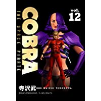COBRA vol.12 COBRA THE SPACE PIRATE