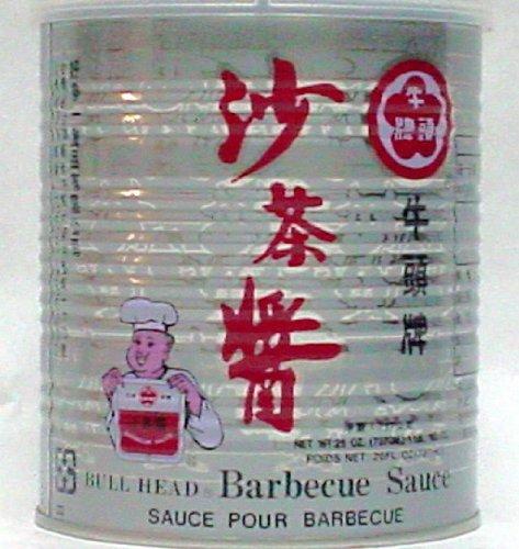 牛頭牌沙茶醤250g/缶詰 具入りラー油別名サーチャージャン 台湾産辣油業務用