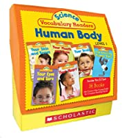 Human Body, Level 1 (Science Vocabulary Readers)