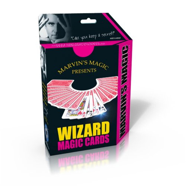 [マーヴィンマジック]Marvin's Magic Wizard Magic Cards MM 1229.D [並行輸入品]