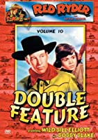 Red Ryder Double Feature 10 [DVD] [Import]