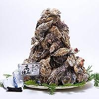 殻付き牡蠣と牡蠣の燻製セット〔牡蠣約100粒・燻製10粒・牡蠣ナイフ・軍手〕