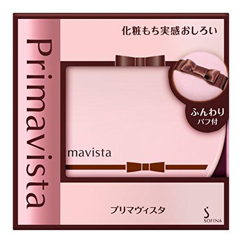 プリマヴィスタ 化粧もち実感 おしろい 12.5g(フェイス...