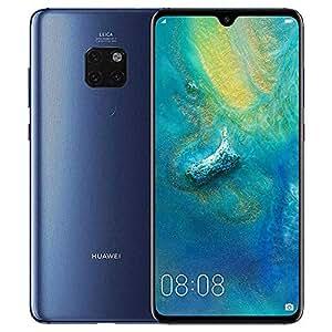 Huawei Mate 20 X (EVR-L29) 6GB RAM / 128GB - Blue ブルー LTE Dual SIM SIMフリー [並行輸入品]