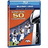 NFL Super Bowl 50 [Blu-ray] [Import]