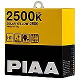PIAA ( ピア ) ハロゲンバルブ 【ソーラーイエロー 2500K】 H11 12V55W 2個入り HY110