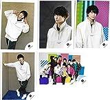 佐久間大介 Snow Man LIVE 2019 〜雪 Man in the Show〜グッズ 撮影 オフショット 公式 写真 5枚 フルセット 3/24