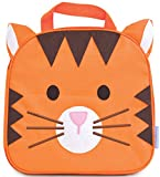 The Piggy Story Totie Tabby Cat tote-to-goポータブルDry Erase Board withクレヨンと消去布for Kids
