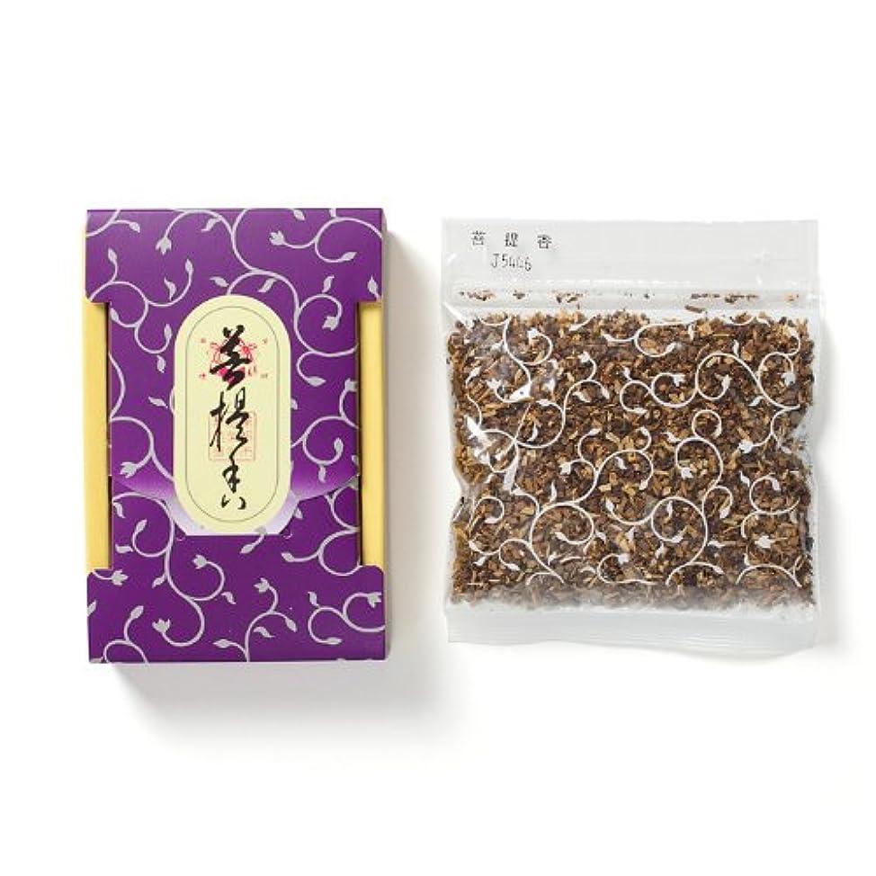 最大限あいまいなアマチュア松栄堂のお焼香 菩提香 25g詰 小箱入 #410441
