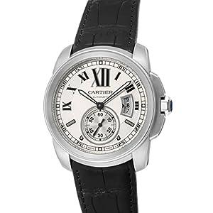[Cartier]カルティエ 腕時計 CALIBRE ホワイト文字盤 W7100037 メンズ 【並行輸入品】