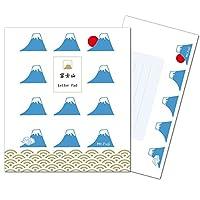 レターセット 富士山 PD-498/EV-498(34) 便箋18枚・封筒6枚 フロンティア