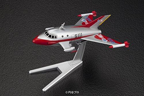 メカコレクション ウルトラマンシリーズ NO.01 ジェットビートル プラモデル