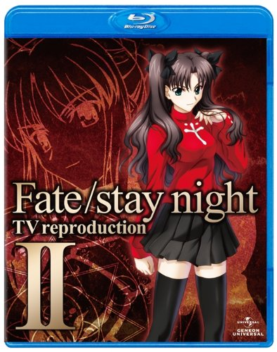 Fate/stay night TV reproduction II [Blu-ray]