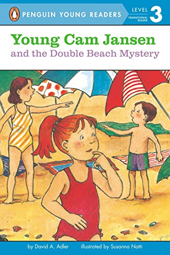 Young Cam Jansen and the Double Beach Mysteryの詳細を見る
