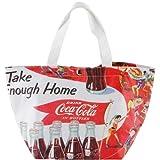 コカ・コーラ キャンバストートバッグ Take Enough Home